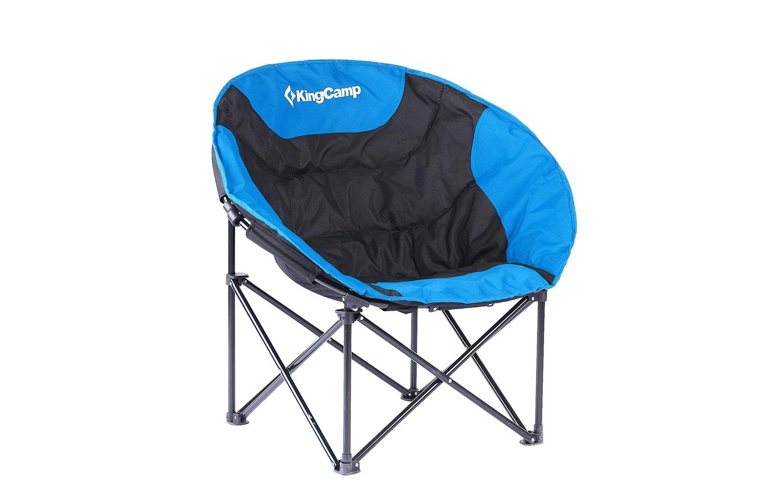 kingcamp moon leisure camp chair