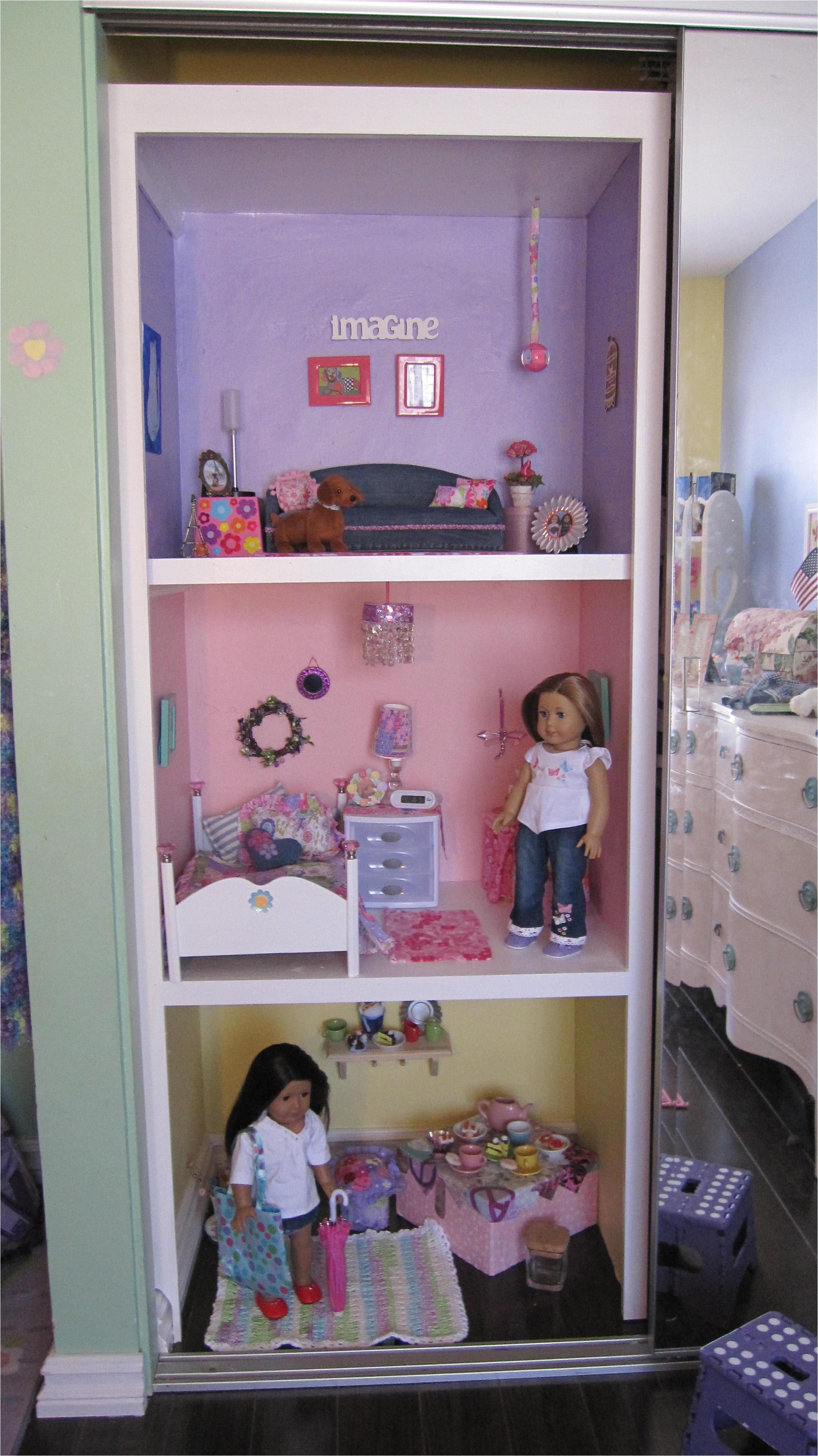 American Girl Doll House Plans Doll House Plans For American Girl