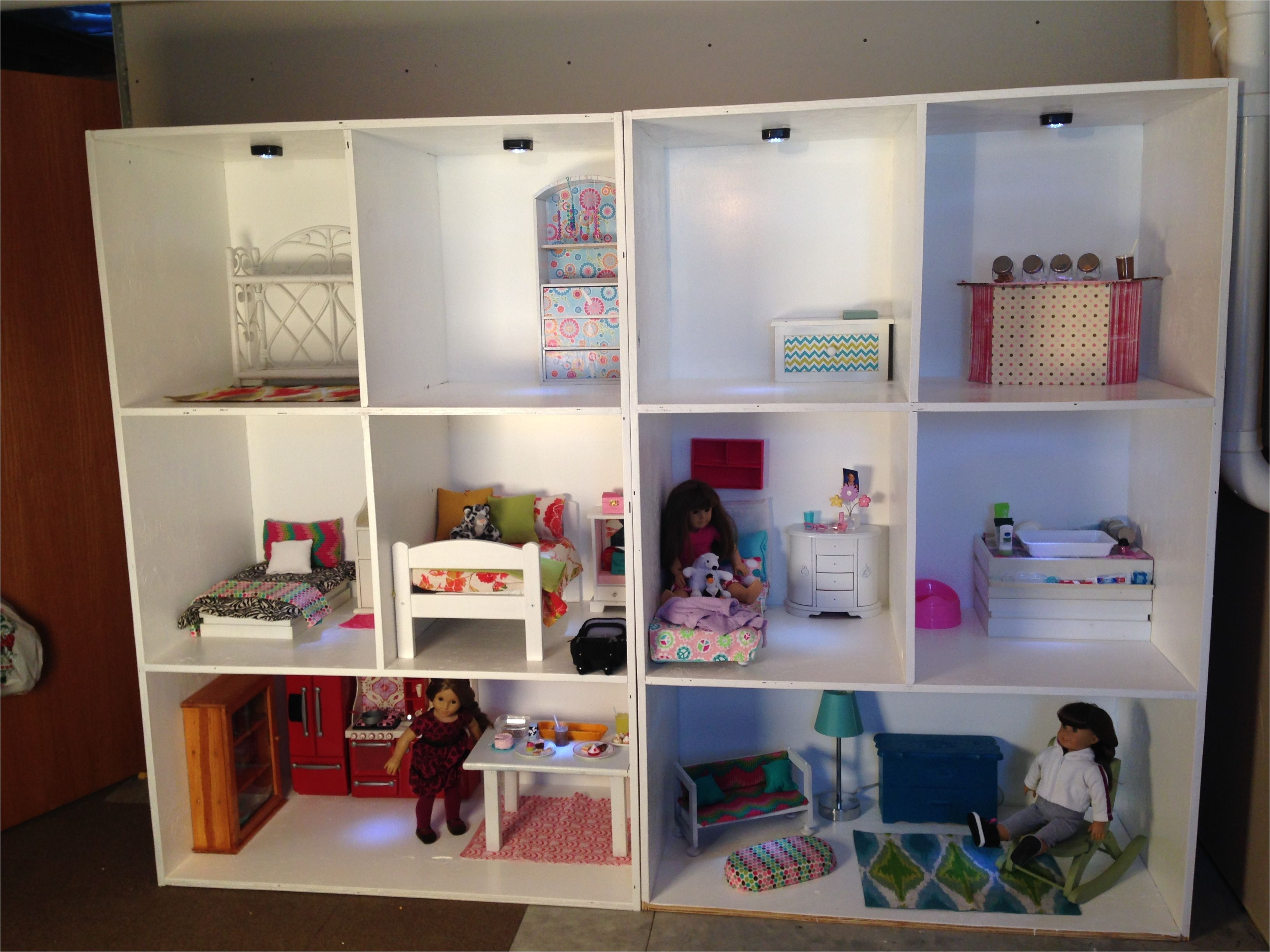 diy american girl dollhouse diy american girl doll house