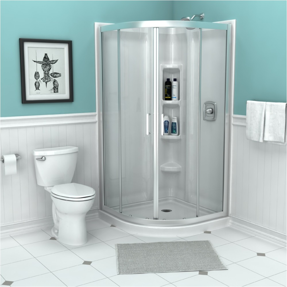American Standard Shower Stall Bathroom Corner Shower Luxury Shower Bases American Standard