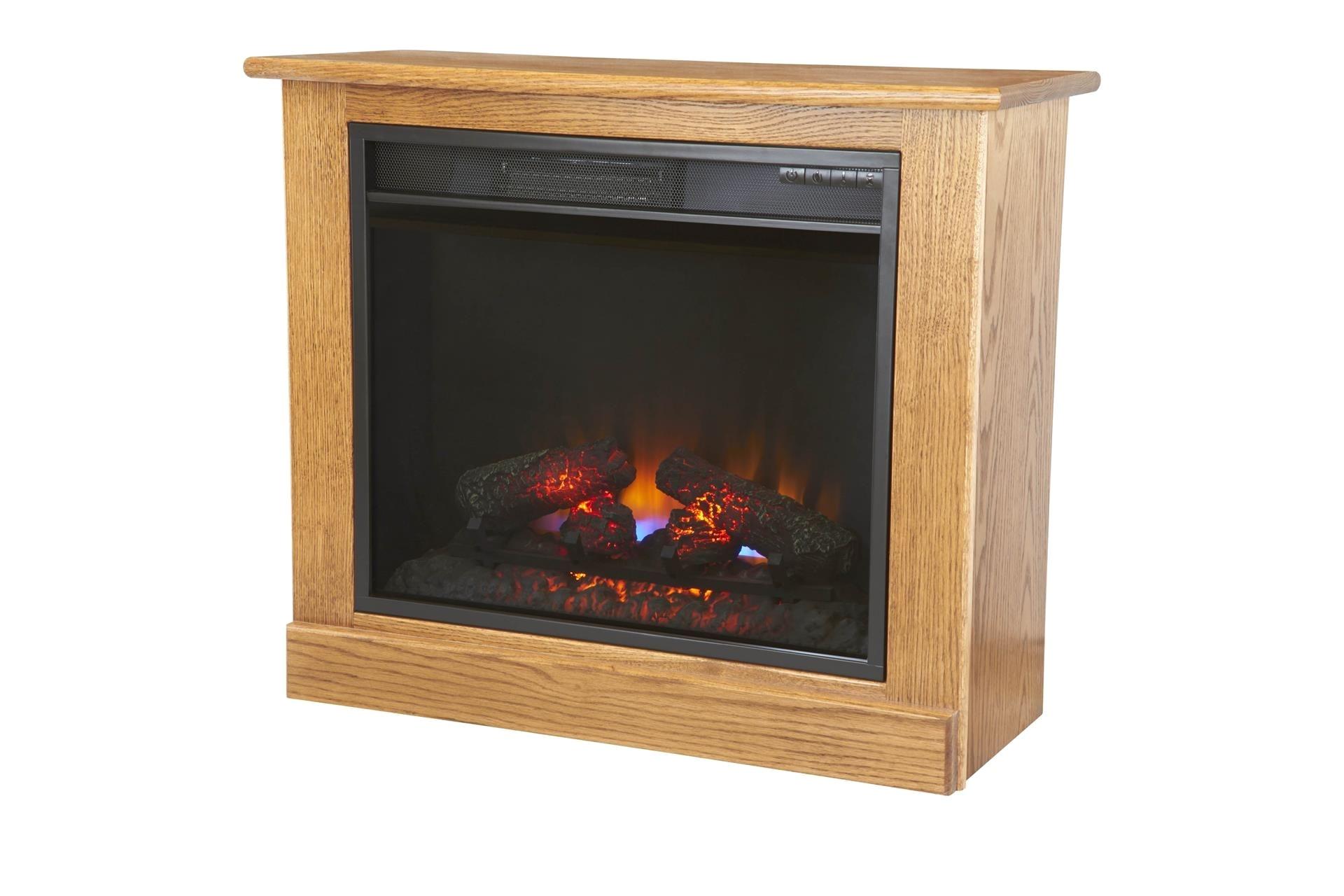 amish fireplace