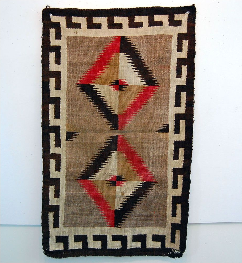 old native american child s navajo rug southwest saddle blanket eye dazzler