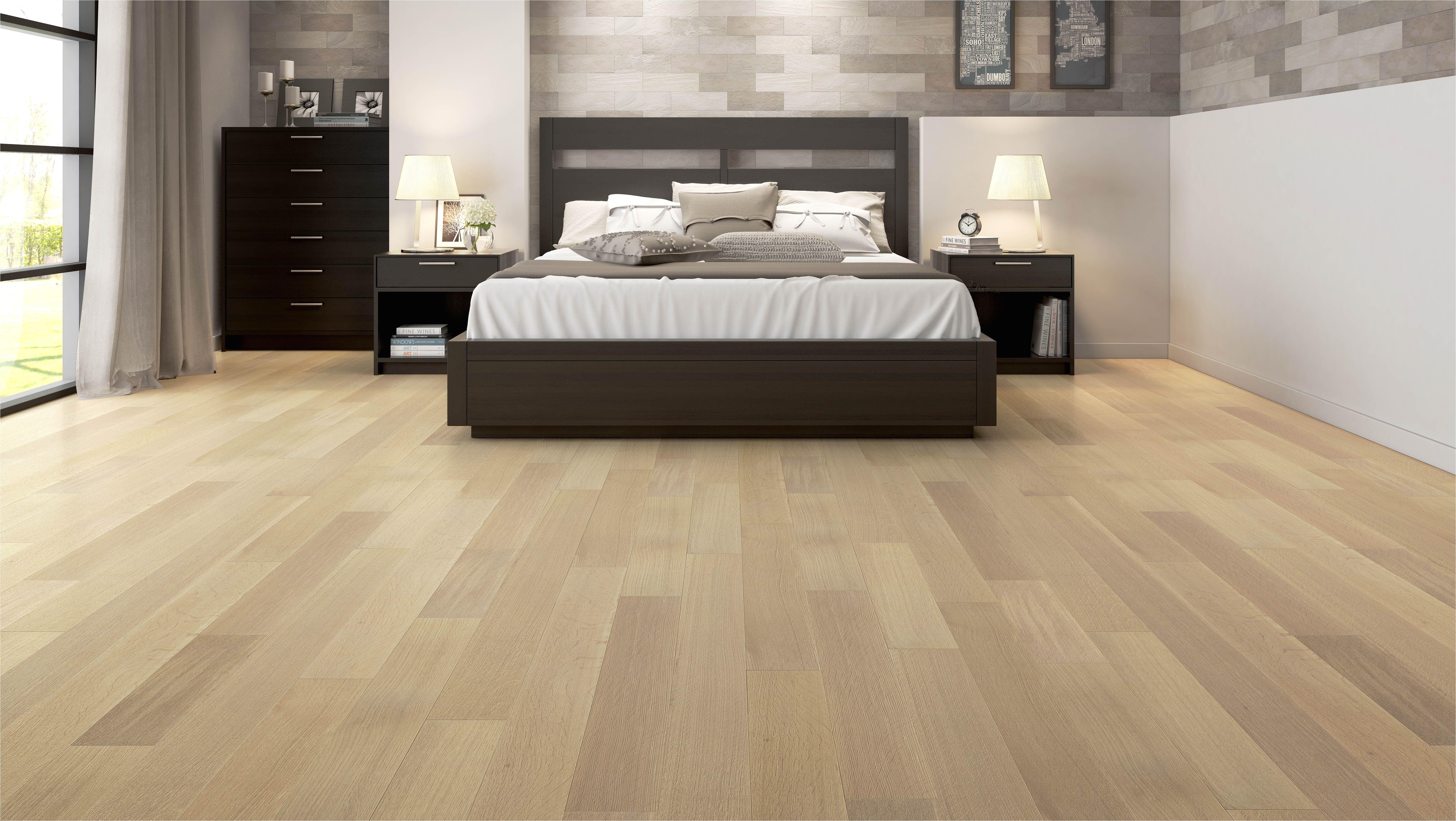 Appalachian Flooring Era Design Clean Look with the Era Design Oiled Floor White Oak Neoclassic