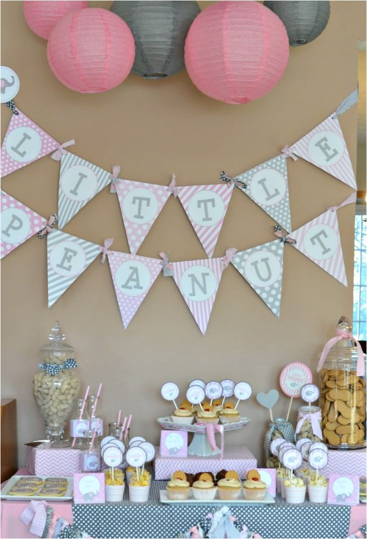 baby shower decoration ideas southern couture unusual idea forasy cupcake decorating for size 1920