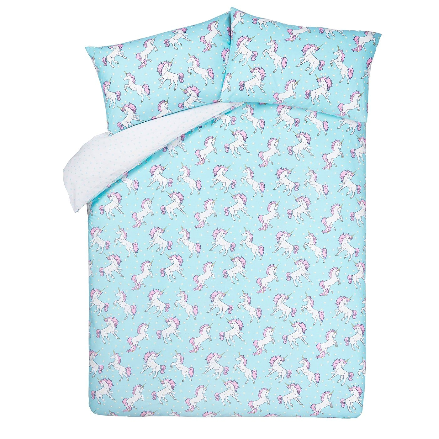 buy unicorn bedroom set from our duvet covers range today from george at asda