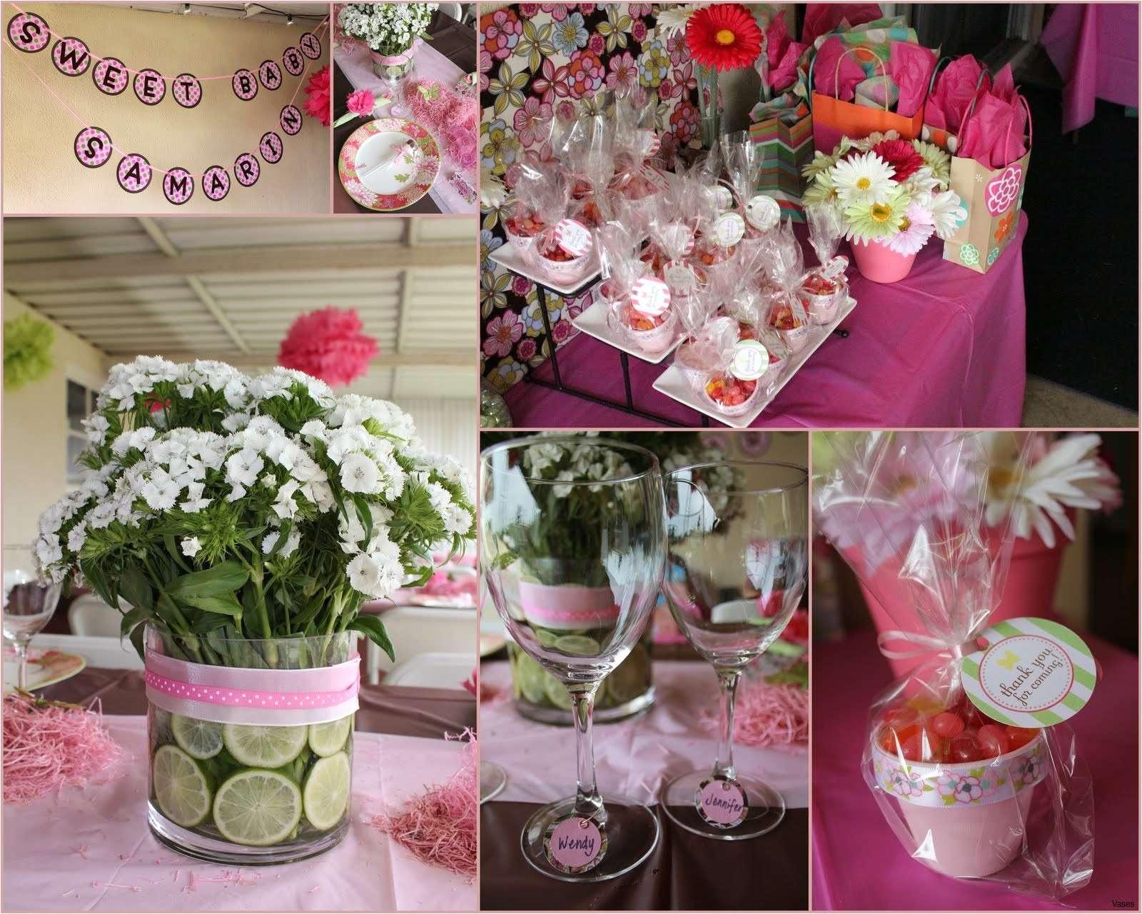 vases baby shower flower tutu vase centerpiece for a i 0d design inspiration of baby shower table