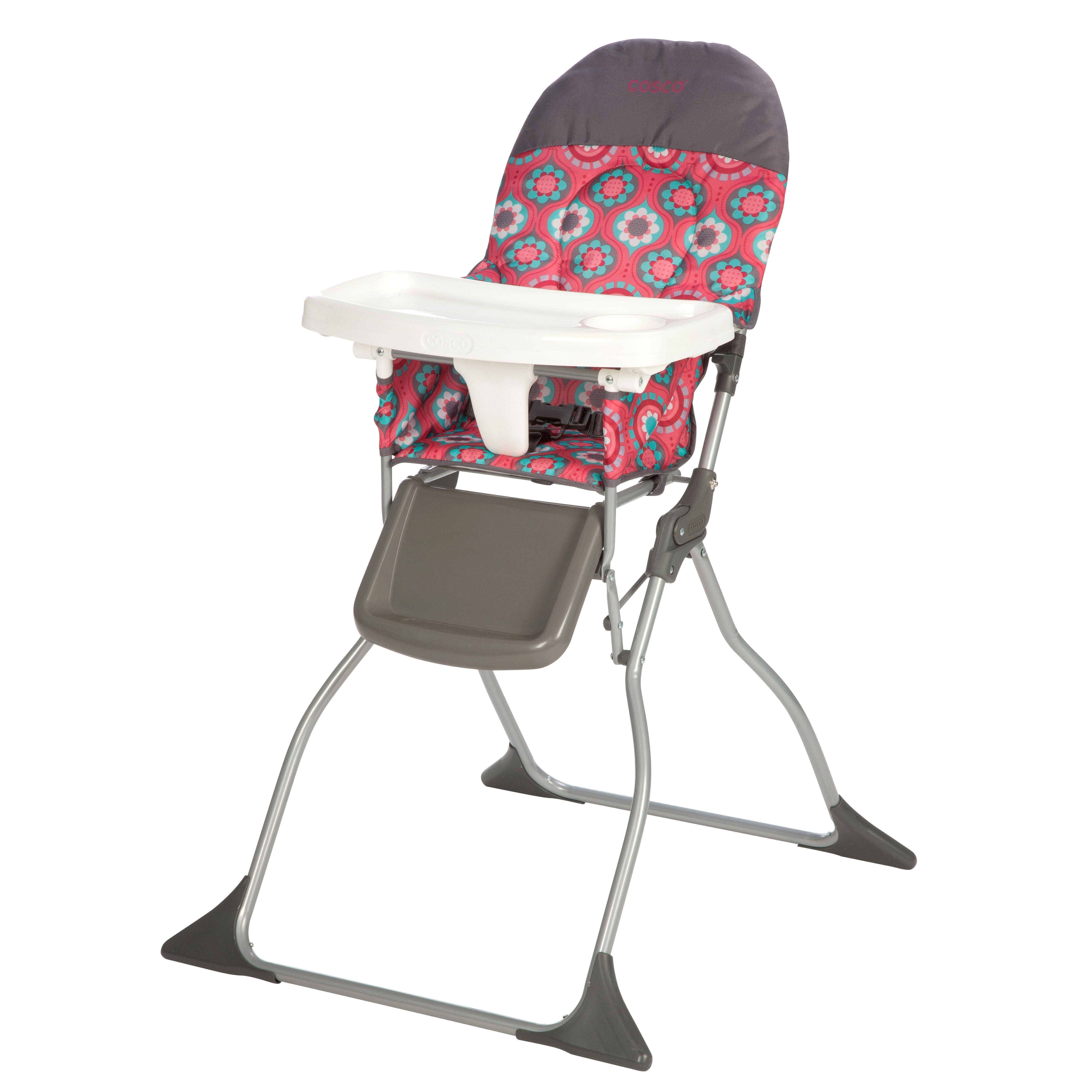 best flat folding high chair