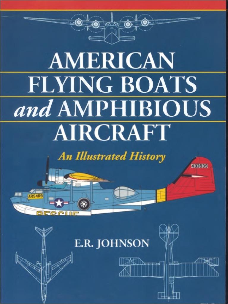 Baker's Secret Cooling Rack American Flying Boats N Amphibious Aircraft Seaplane Flight