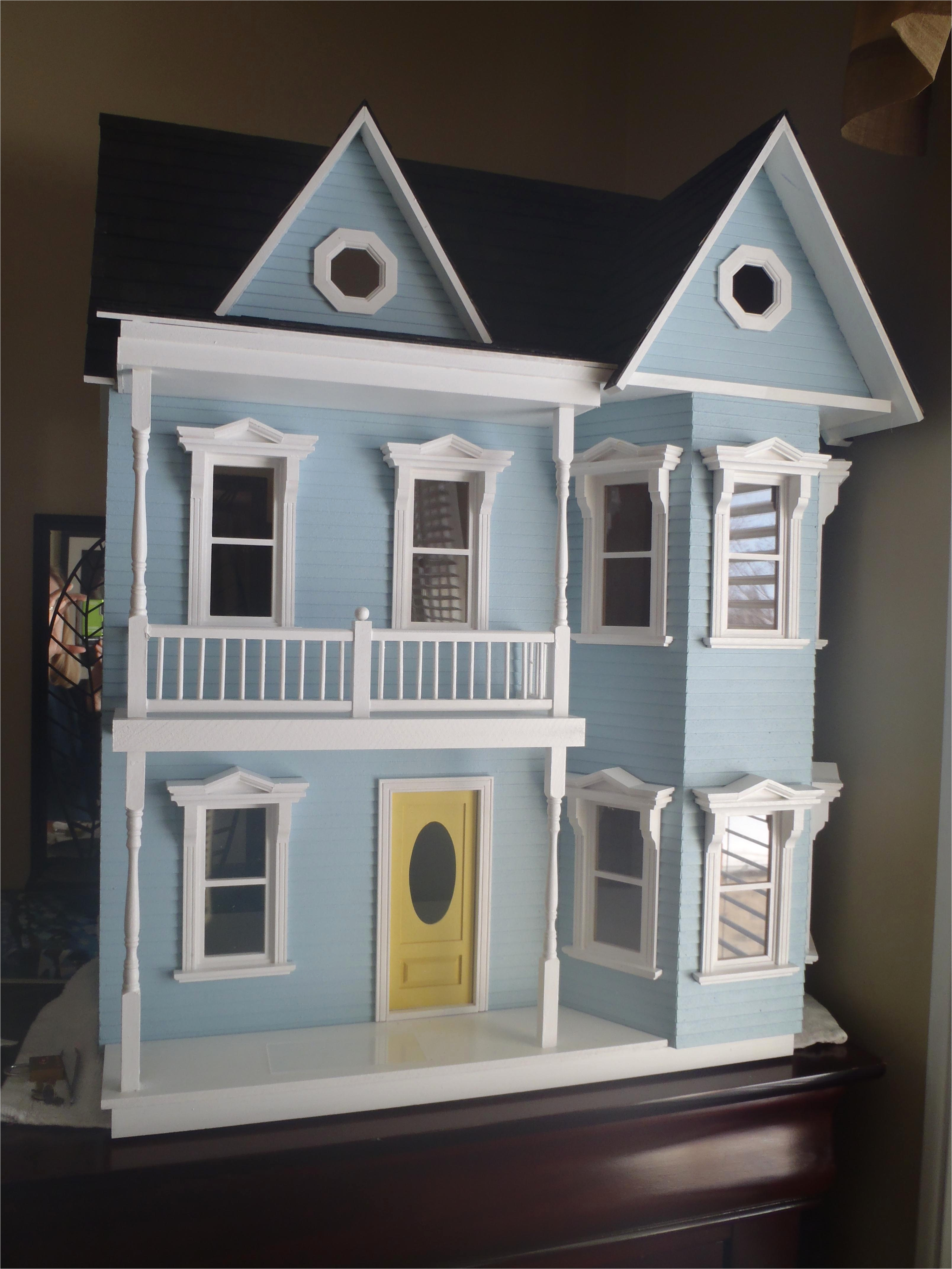 victorian barbie dollhouse woodworking plan lovely diy victorian dollhouse plans house plans