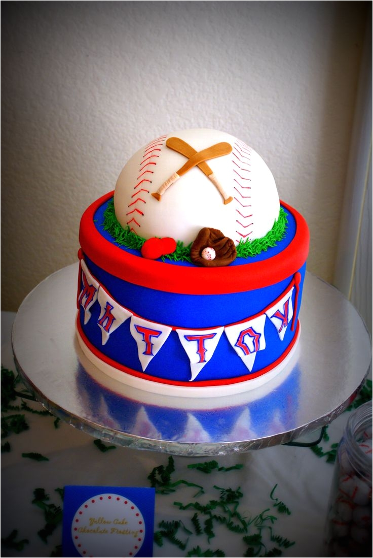 baseball baby shower 0 cake by az custom cakery