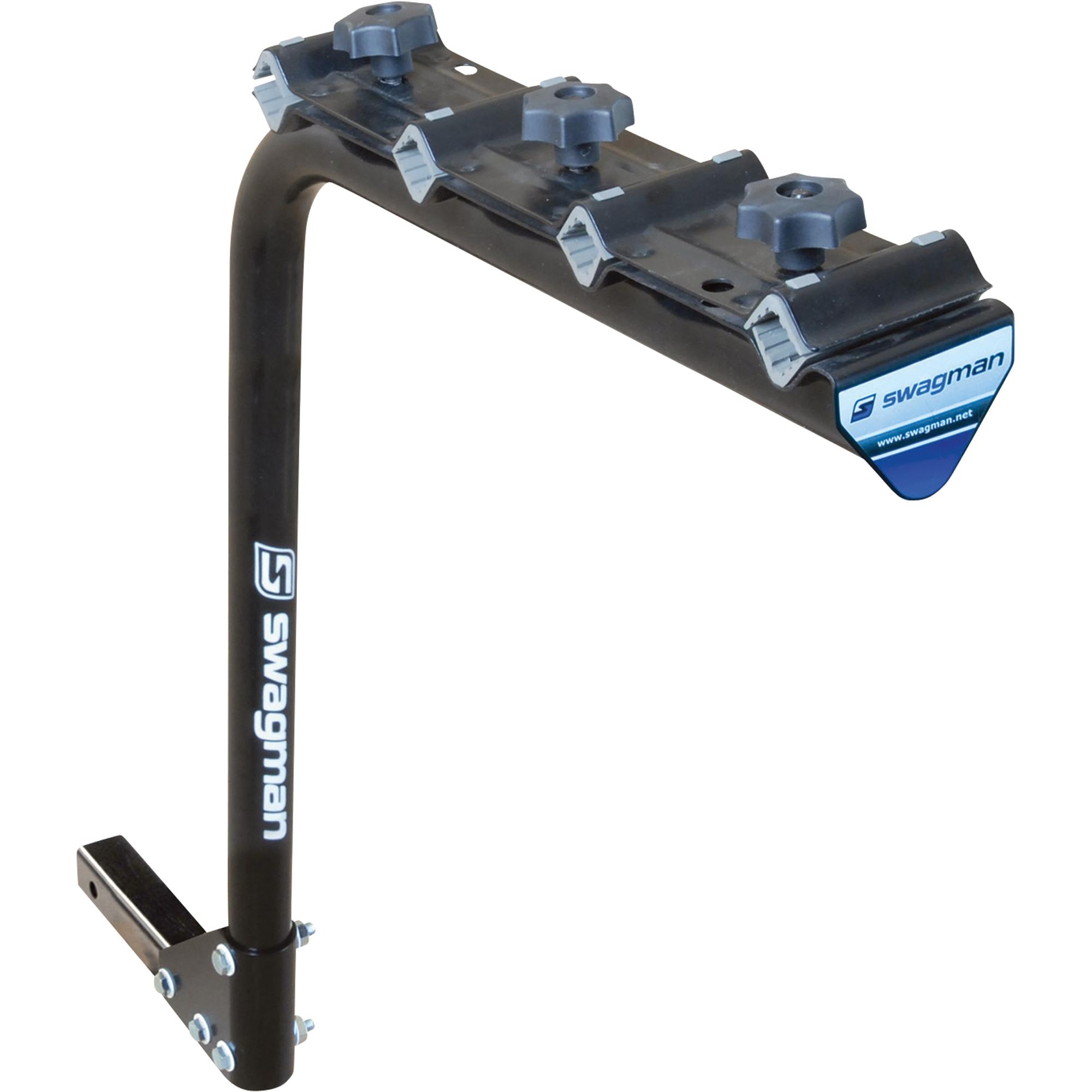 advantage exclusive swagman 4 bike hitch mount rack model 64400