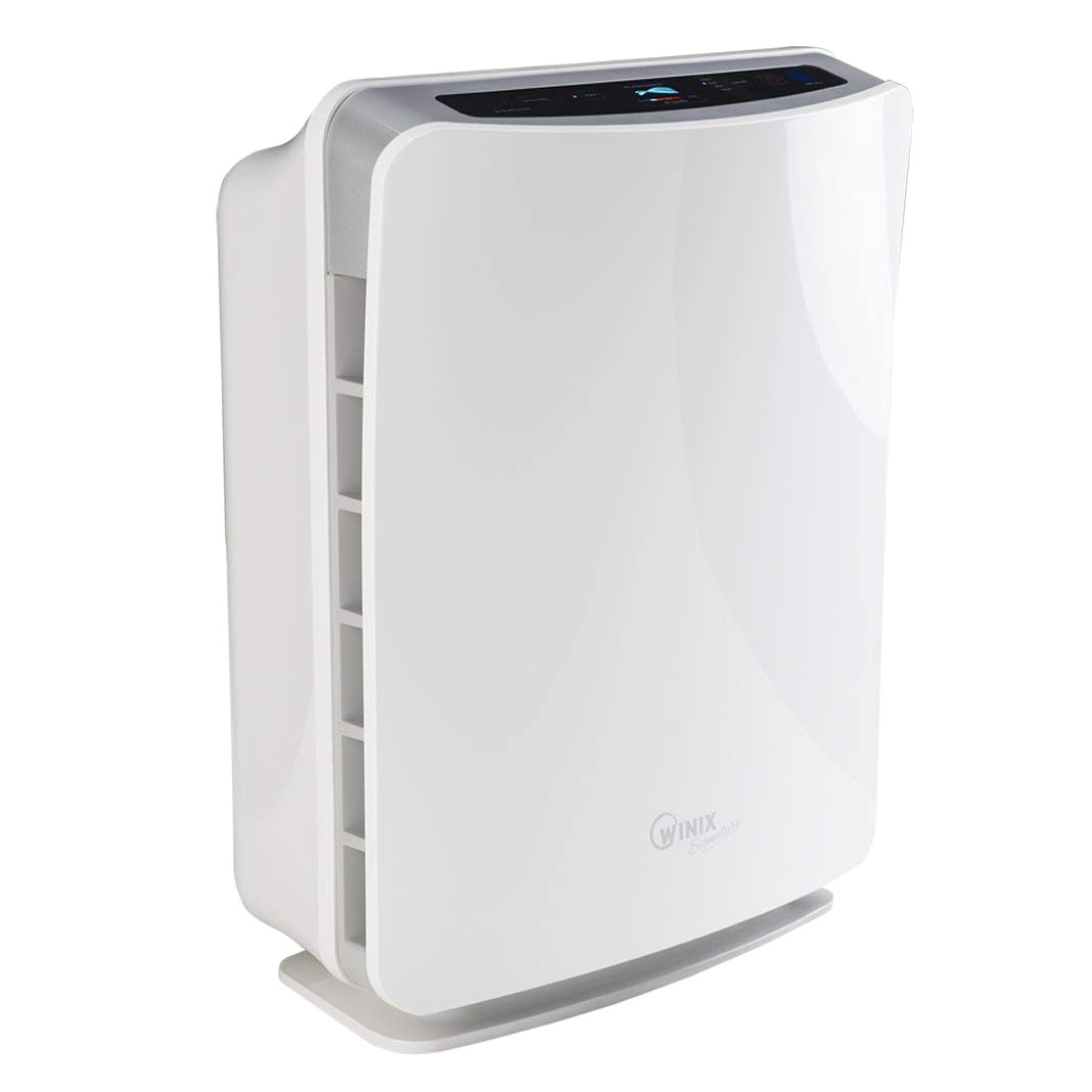 amazon com winix u300 signature large room air cleaner with true hepa 5 stage filtration plasmawave technology and aoc carbon home kitchen