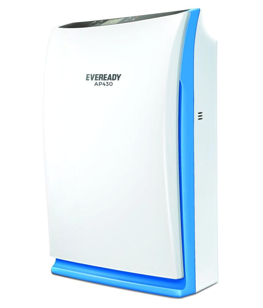 eveready ap430 air purifier with hepa filter humidifier