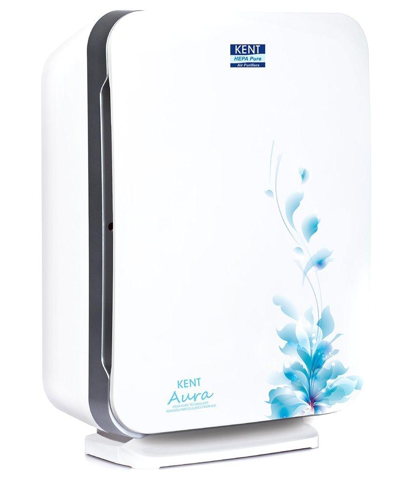 kent aura hepa air purifier with hepa filter