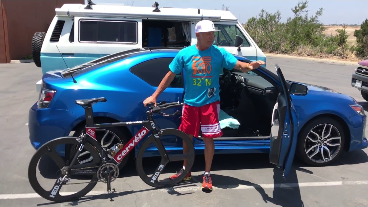 Best Bike Rack for Sports Car An Easy Way to Put A Bike Into A Small Car by De soto Sport Youtube
