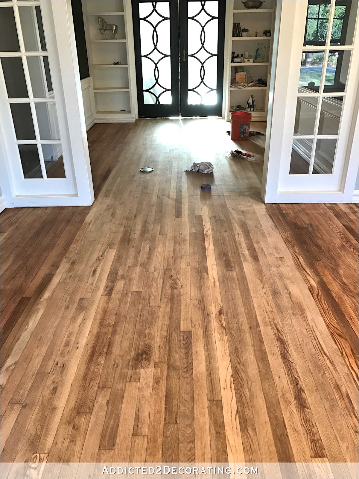 staining red oak hardwood floors 5 music room wood conditioner