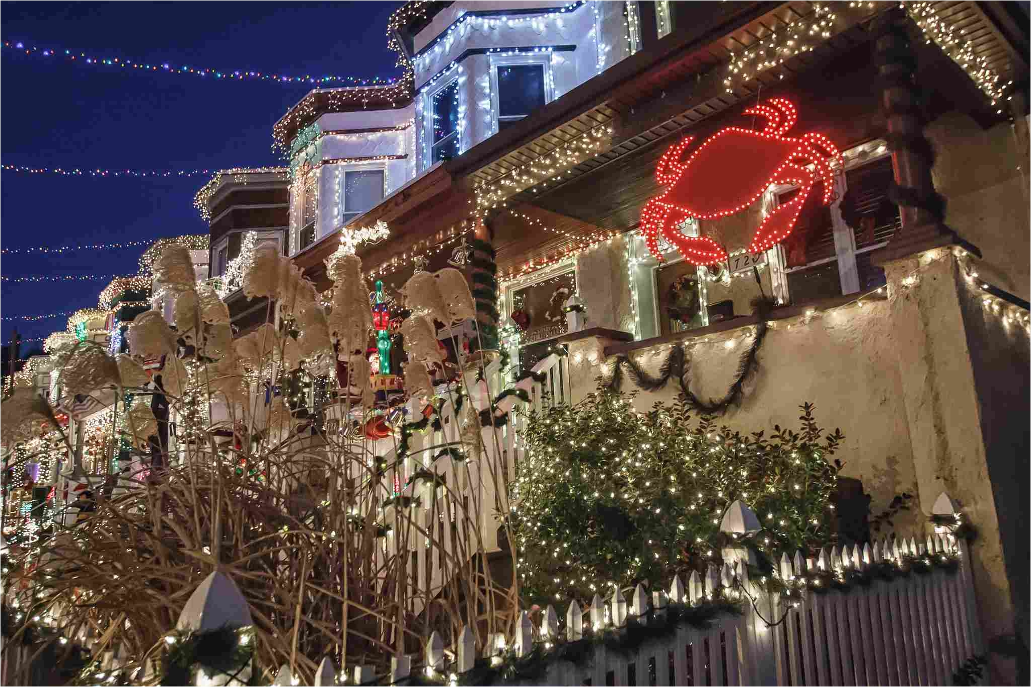 best christmas decorations in europe baltimore s best christmas lights displays - Best Christmas Decorated Houses