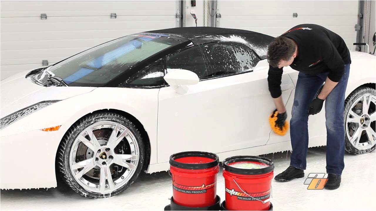 tutorial how to wash your car best car wash methods by auto obsesseda youtube