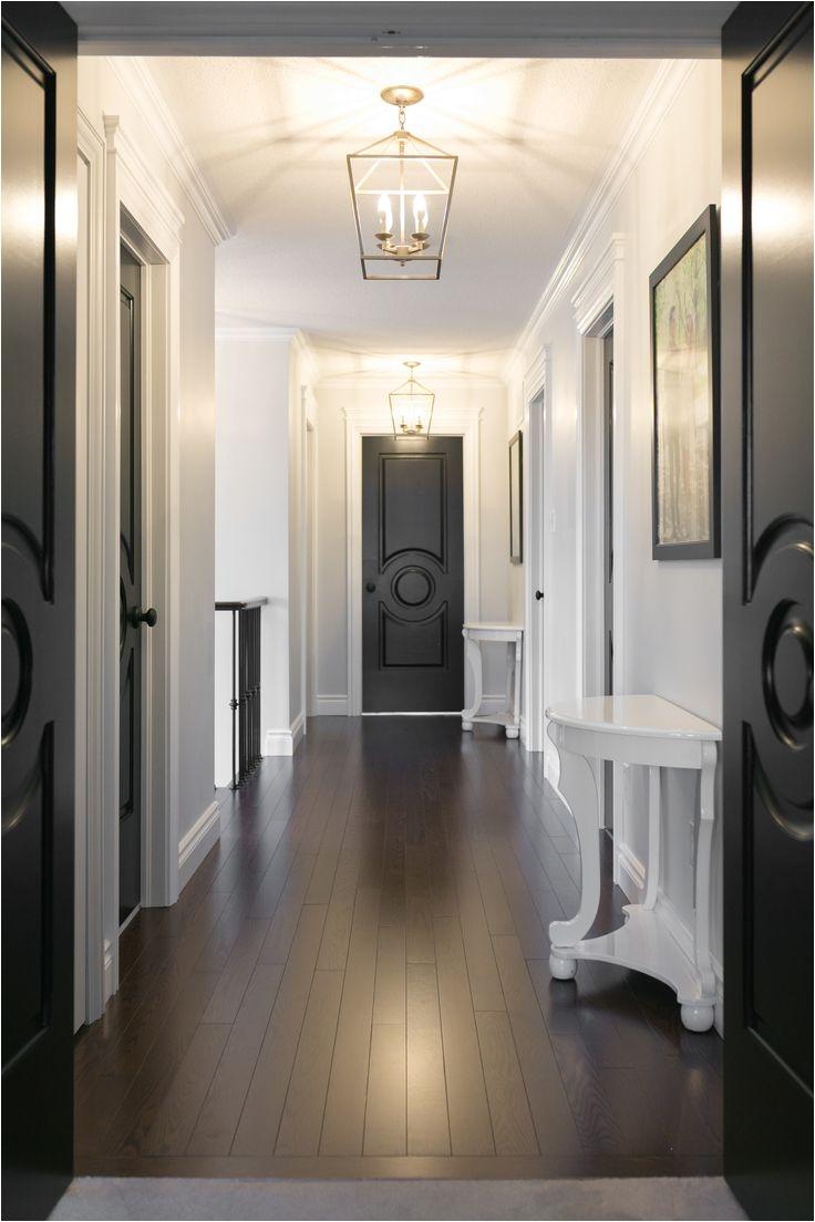 hallway makeover reveal