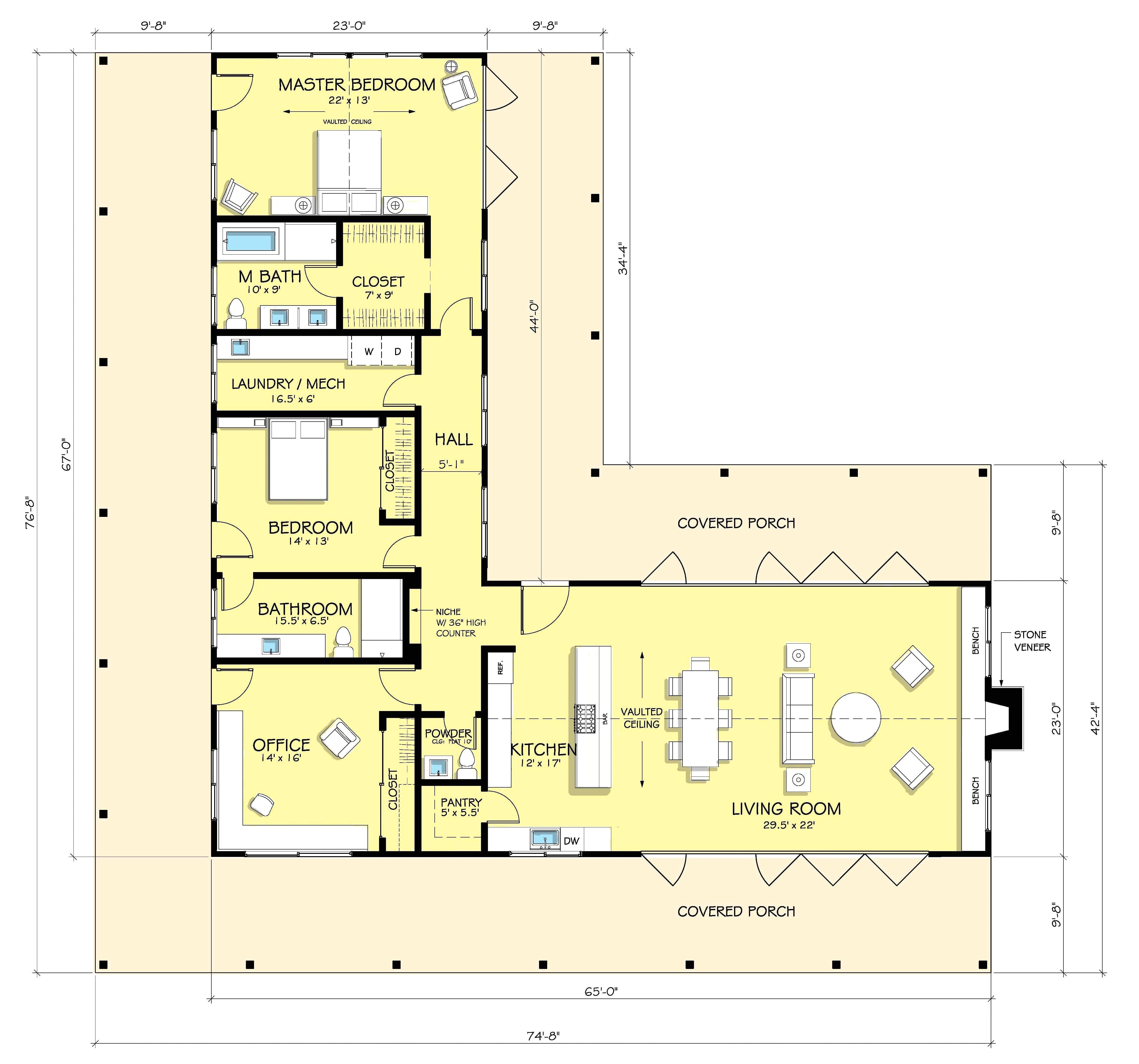 ranch house plan inspirational simple plan for house simple floor plans best design plan 0d house