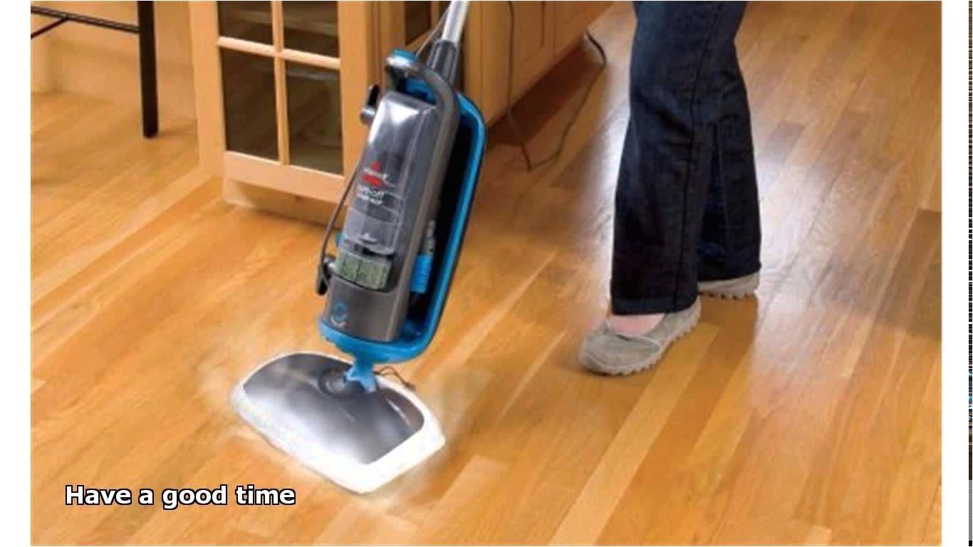shark steam mop wood floors streaks