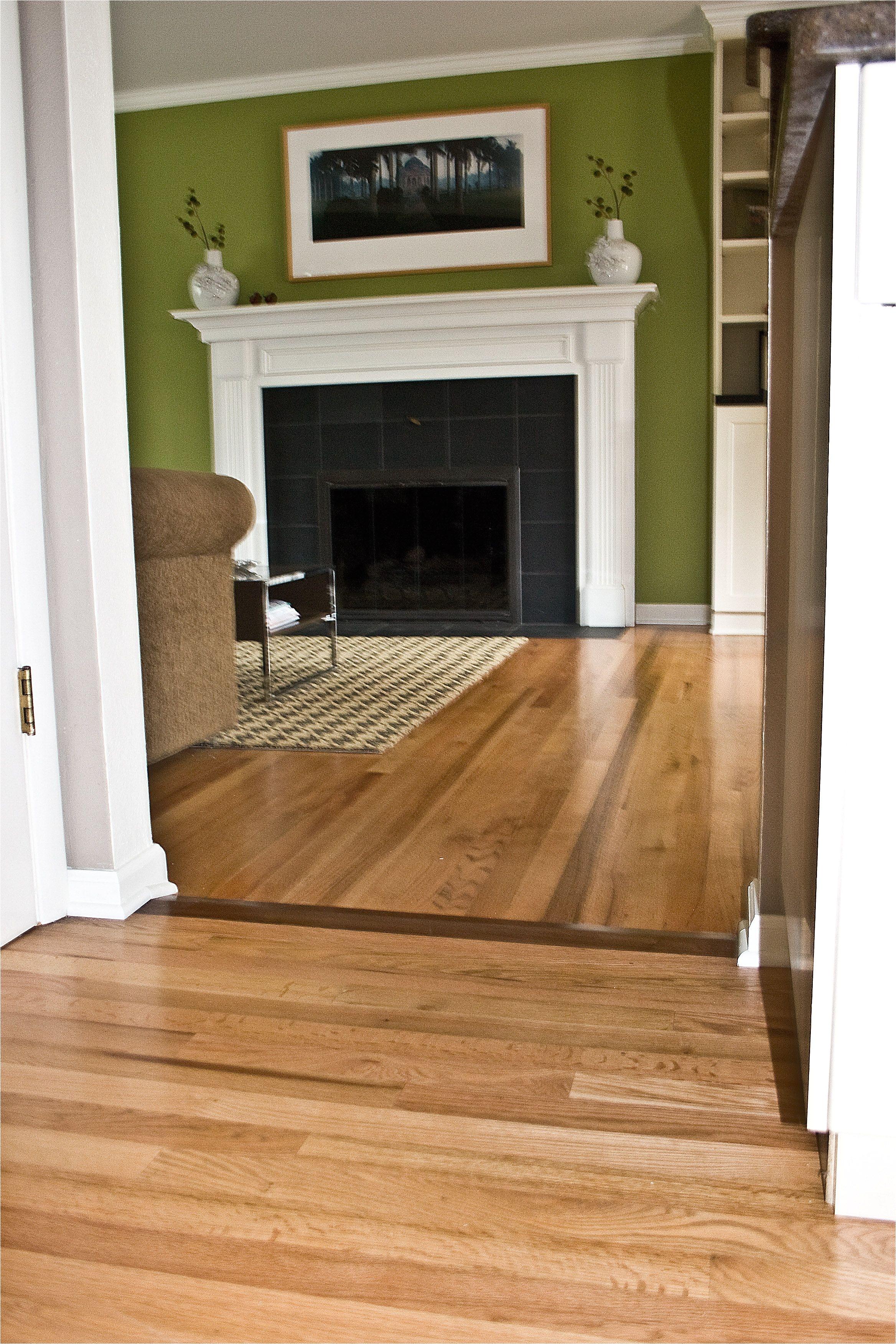 good idea for adding hard to match hardwoods