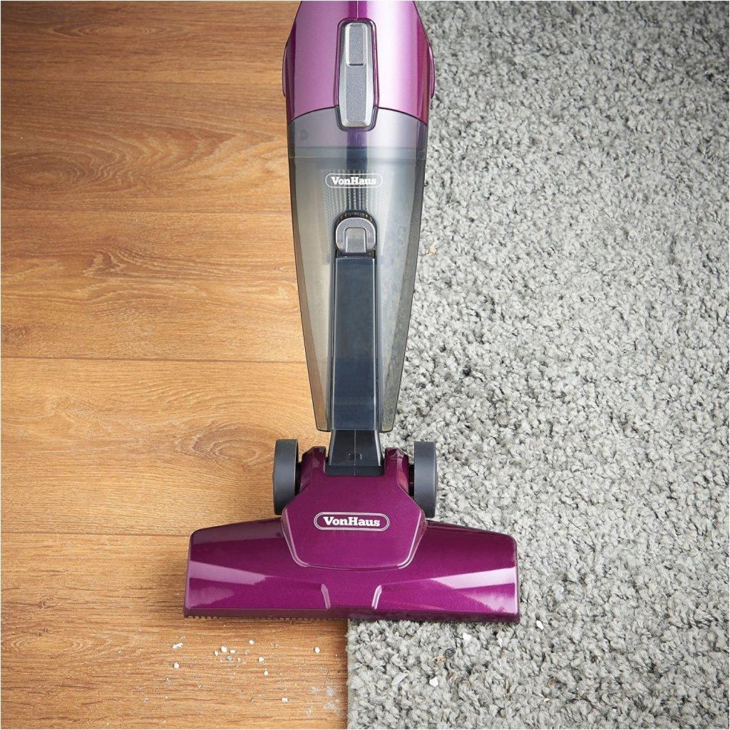 vonhaus powerful stick vacuum