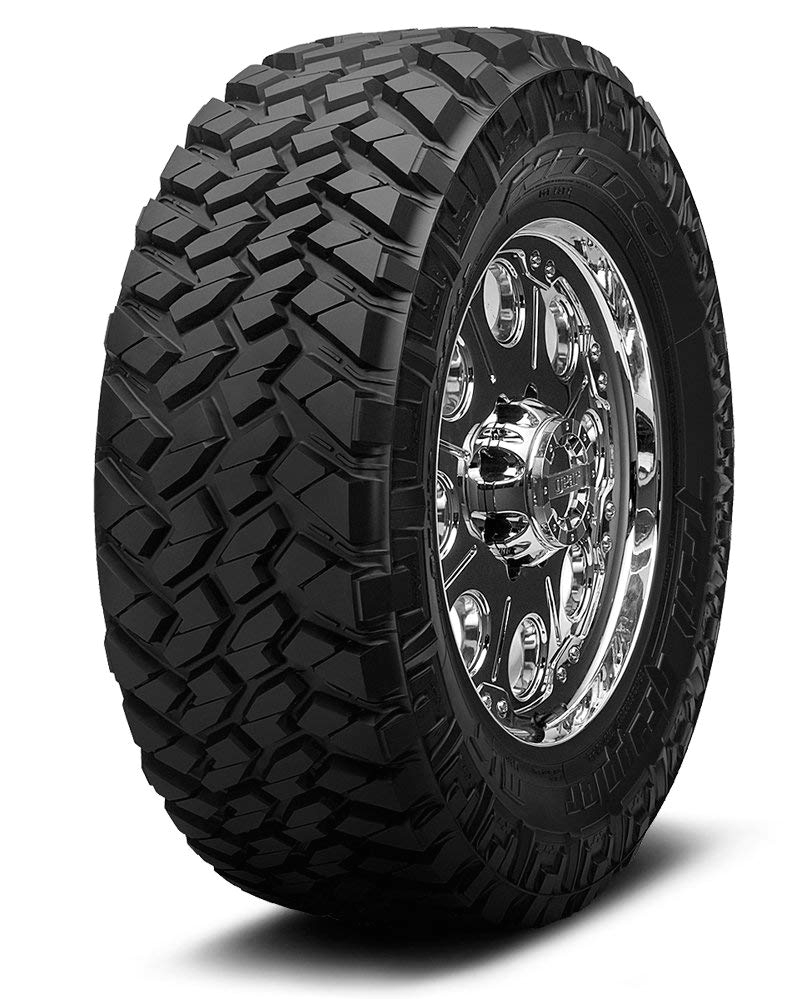 amazon com nitto trail grappler m t radial tire 285 70r17 121q automotive