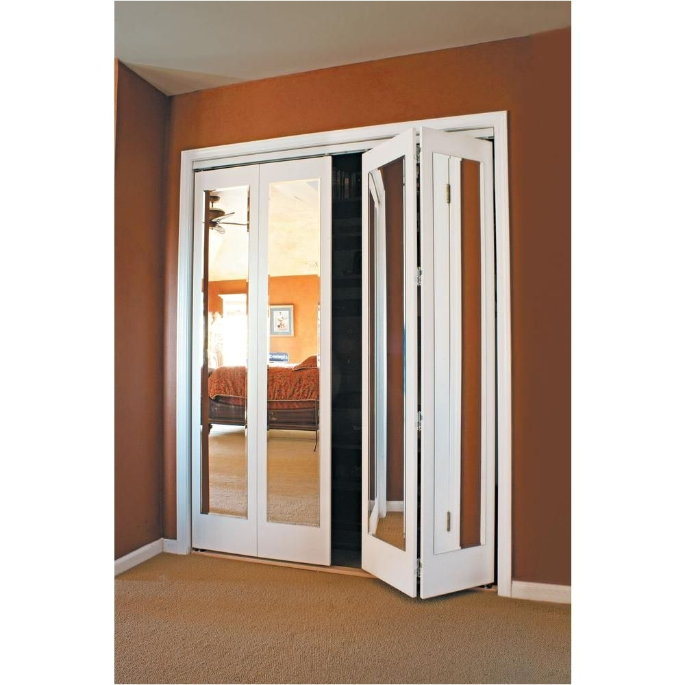 Bifold Interior Closet Doors Beveled Mirror Bifold Closet Doors Http