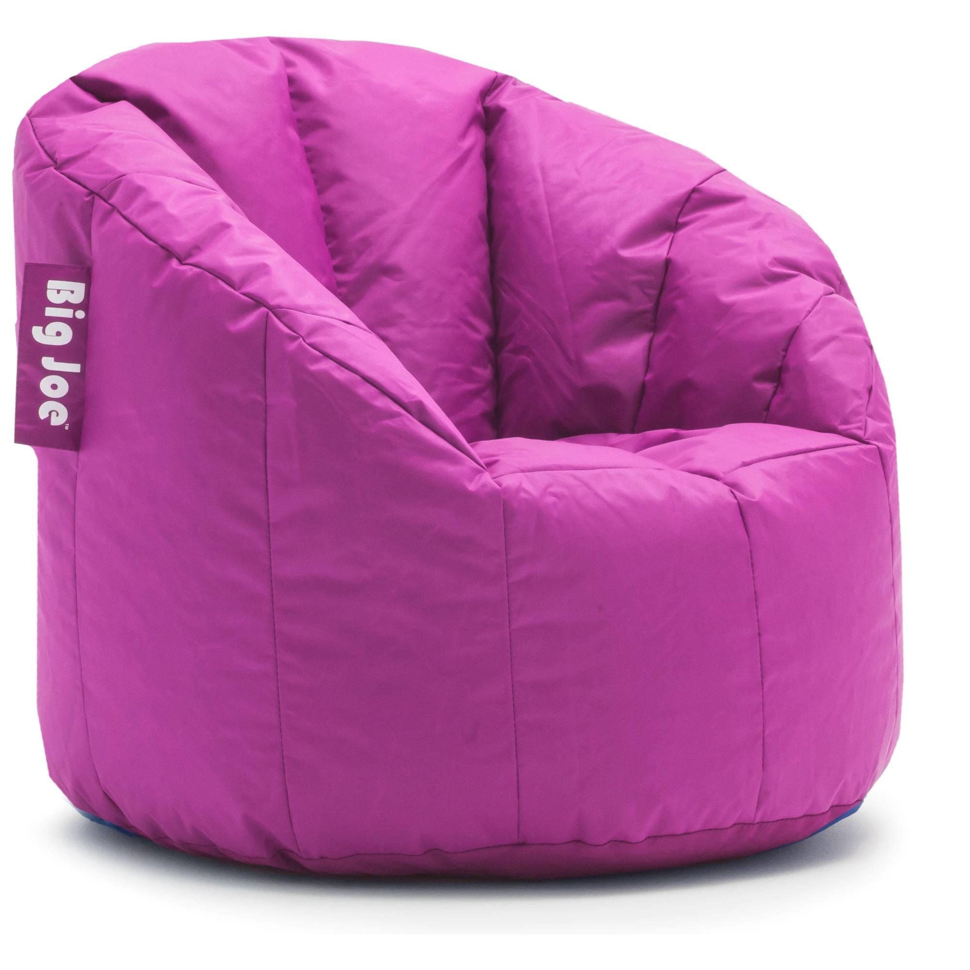 big joe milano bean bag chair multiple colors 32 x 28 x 25 walmart com