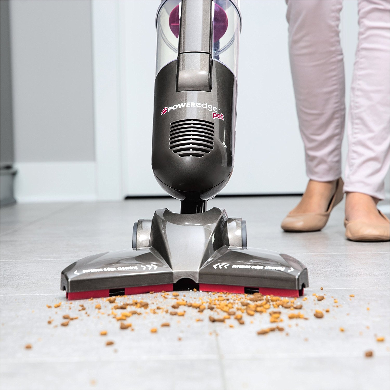 amazon com bissell poweredge pet hardwood floor bagless stick vacuum cleaner 81l2a home kitchen
