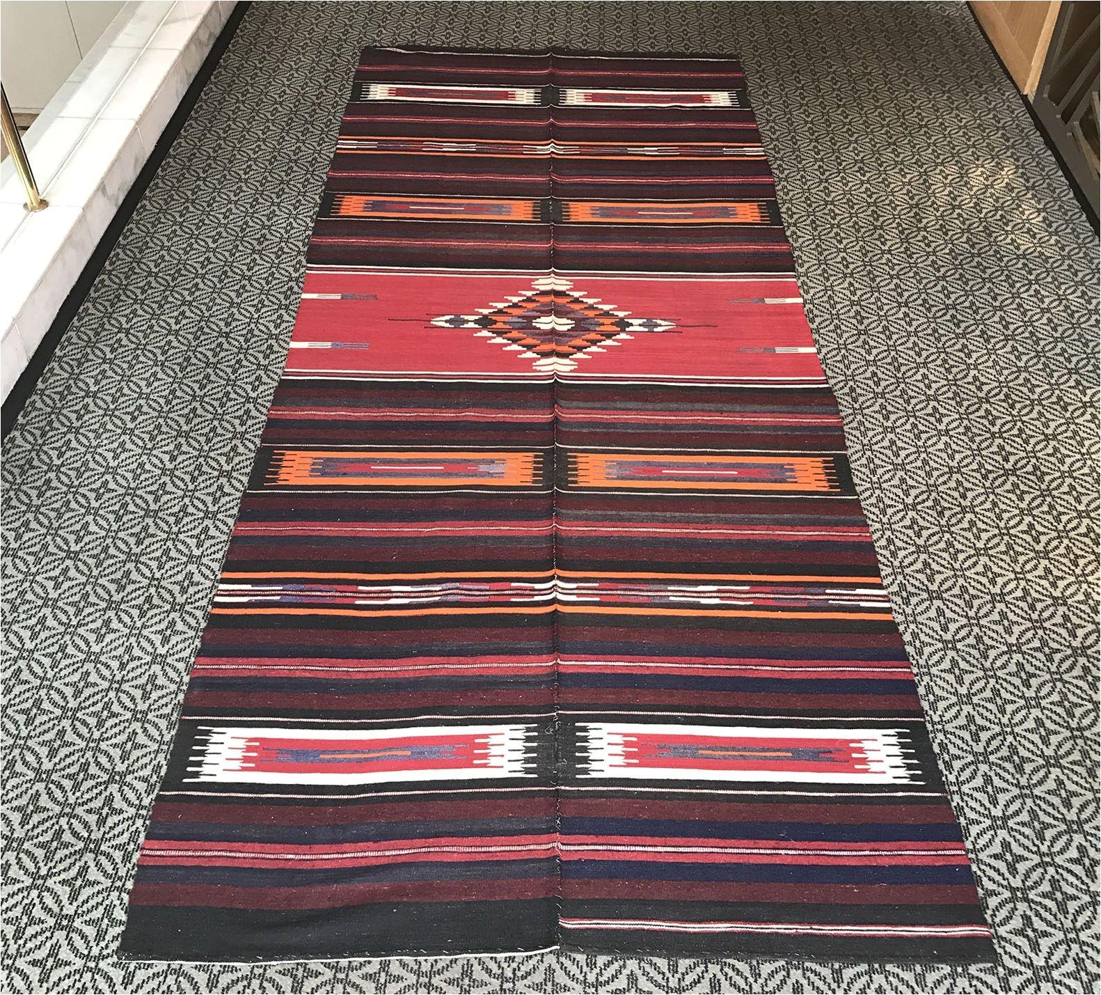 long twin kilim antique kilim 100 years old kilim rug collectible turkish