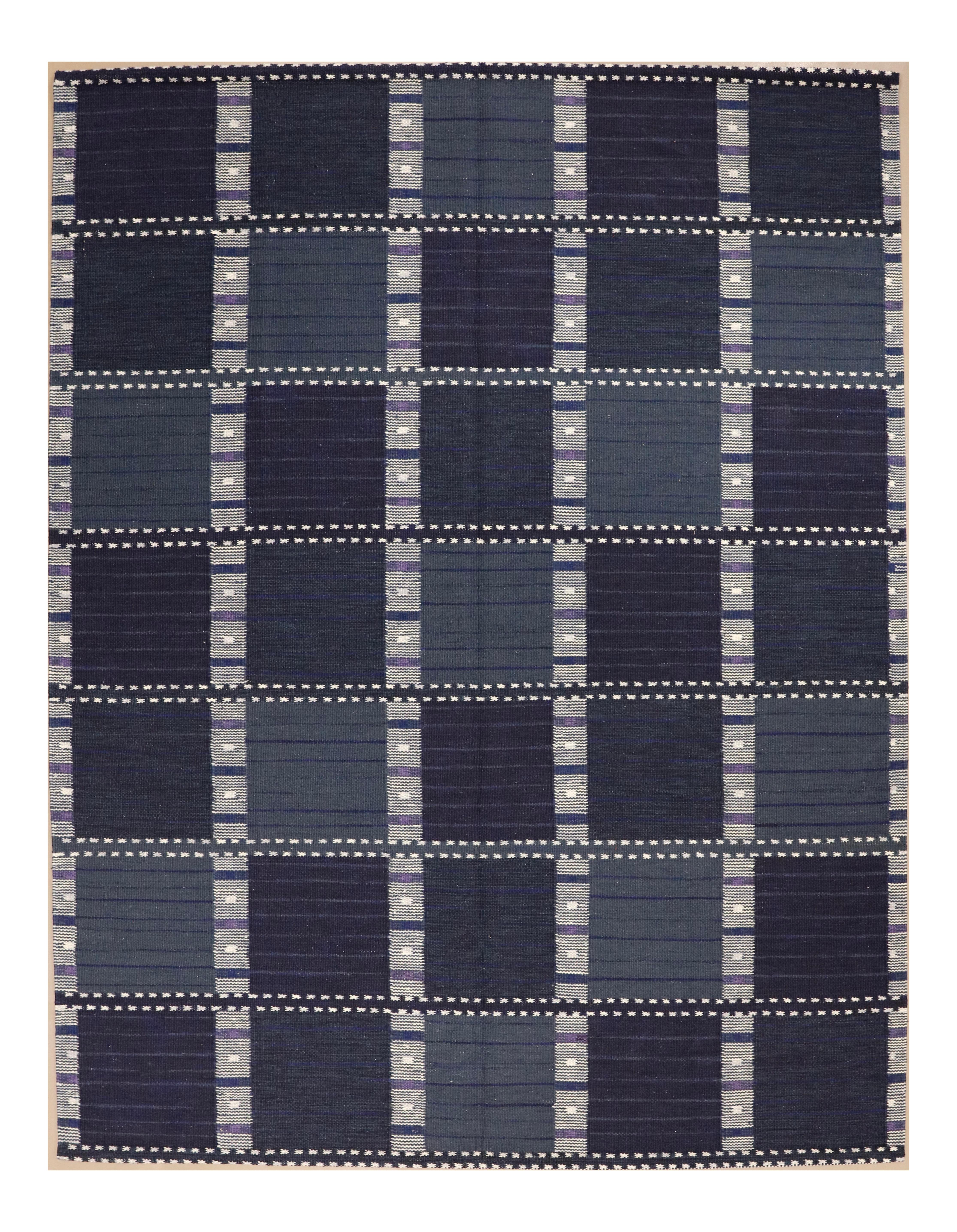 contemporary swedish marta design rug 93 12 0155