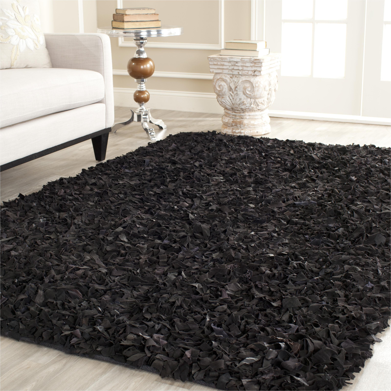 Black Fuzzy Rug Target Bradshomefurnishings