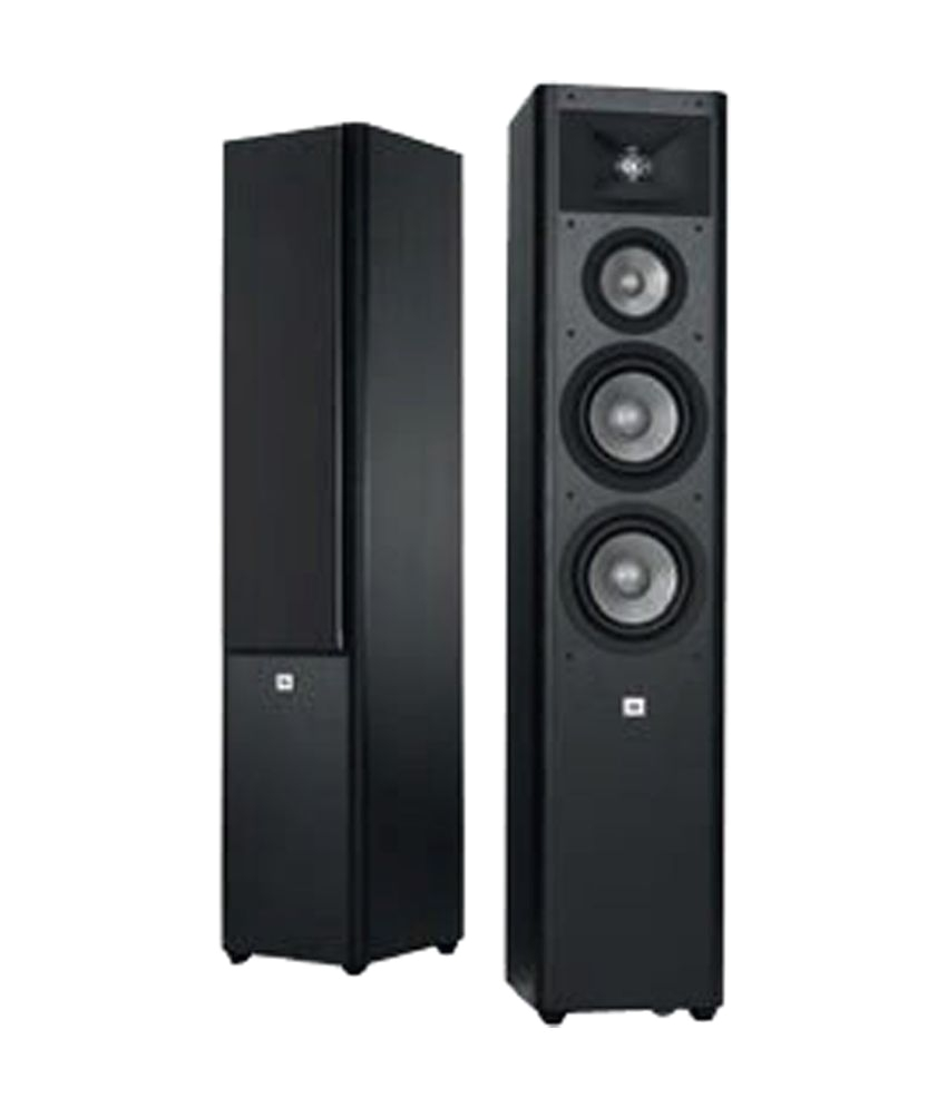jbl studio 280blk floorstanding speaker