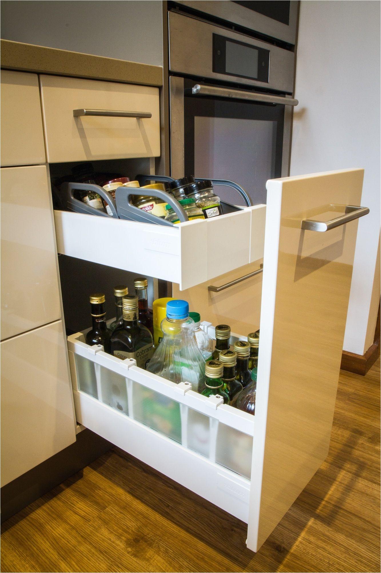 oil drawer spice drawer hidden drawer www thekitchendesigncentre com au