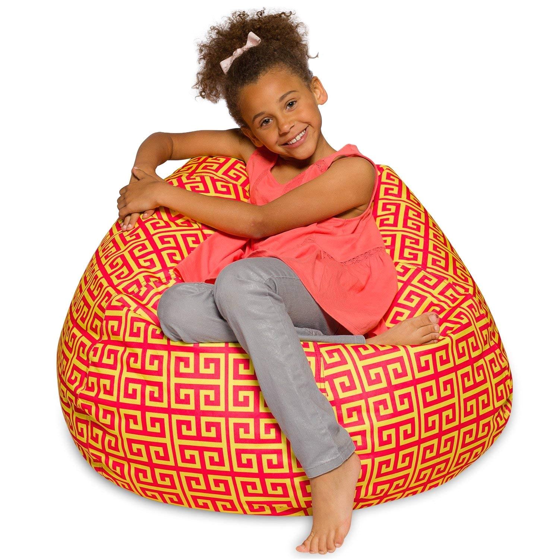Boat Bing Bag Chairs Amazon Com Posh Bean Bag Chair for Children Teens Adults 27