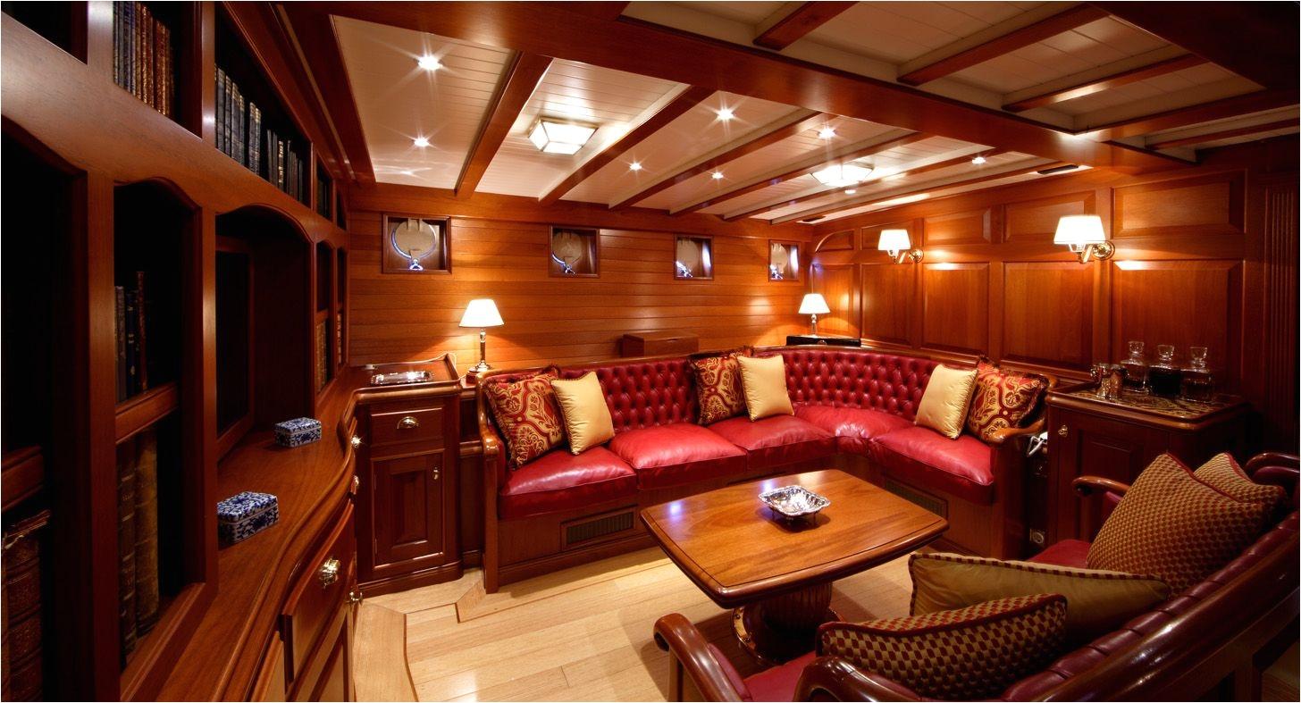 classic sailboat interior google search