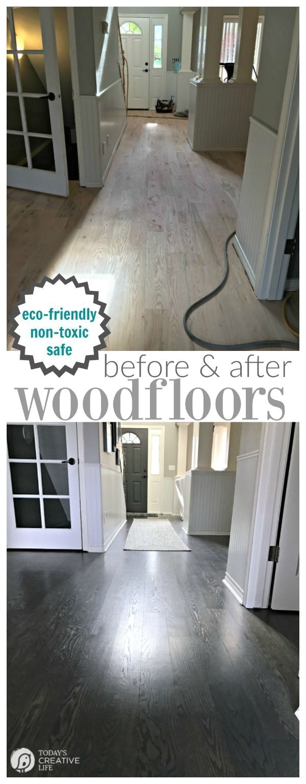 eco friendly floor finish for high traffic