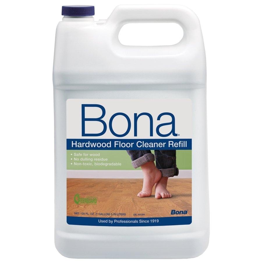bona 128 fl oz hardwood floor cleaner refill lowe s canada