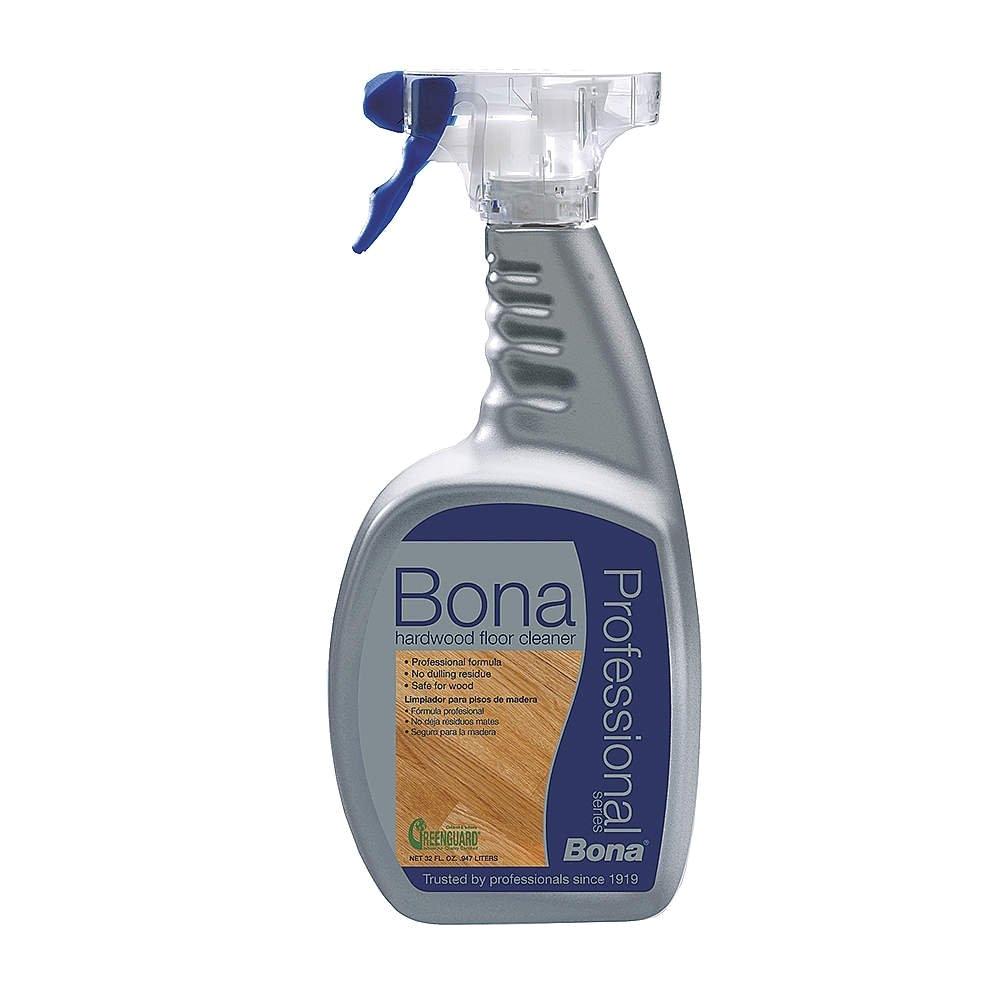 bona pro series wm700051187 hardwood floor cleaner ready to use 32 ounce spray