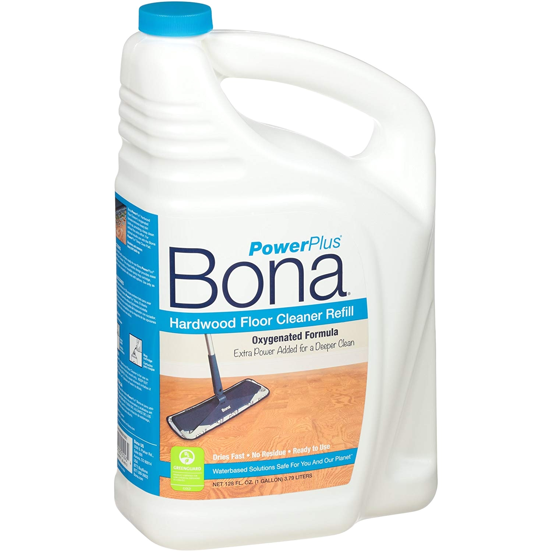 amazon com bona wm850018001 hardwood powerplus deep cleaner refill 128oz 2 pack home kitchen