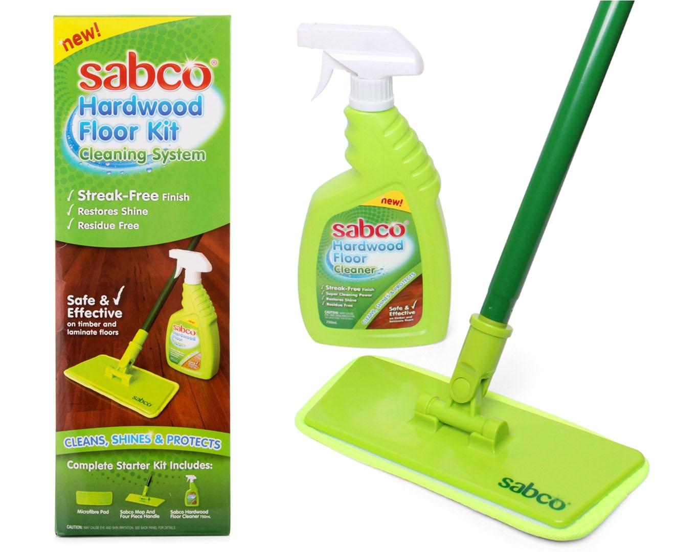 Bona Floor Products south Africa Sabco Hardwood Floor Kit Cleaning System 9310205360320 Ebay