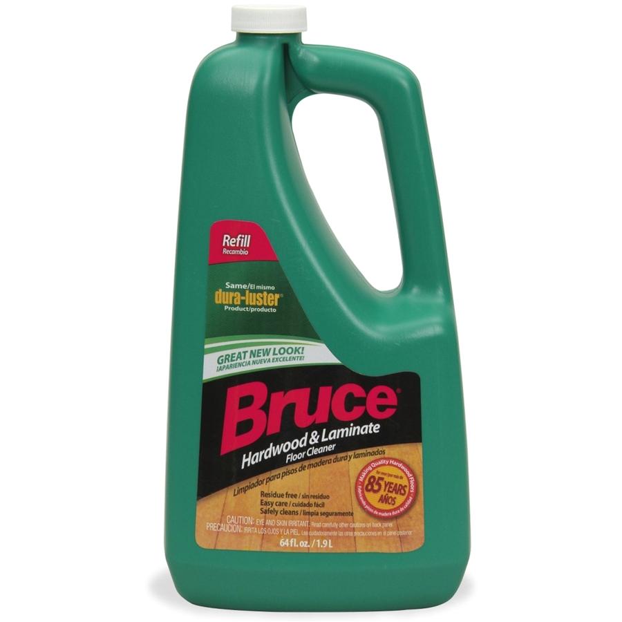 bruce 64 fl oz hardwood floor cleaner
