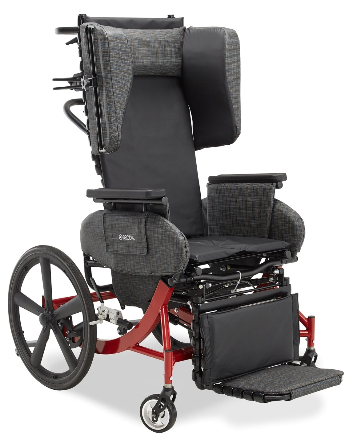 Broda Chair Vs Scooter Chair Broda Synthesis Chair Procare Medical
