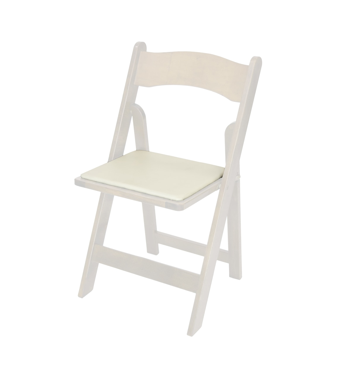 Brown Wooden Chairs for Rent Replacement Vinyl Seat Pad for Wood Folding Chairs