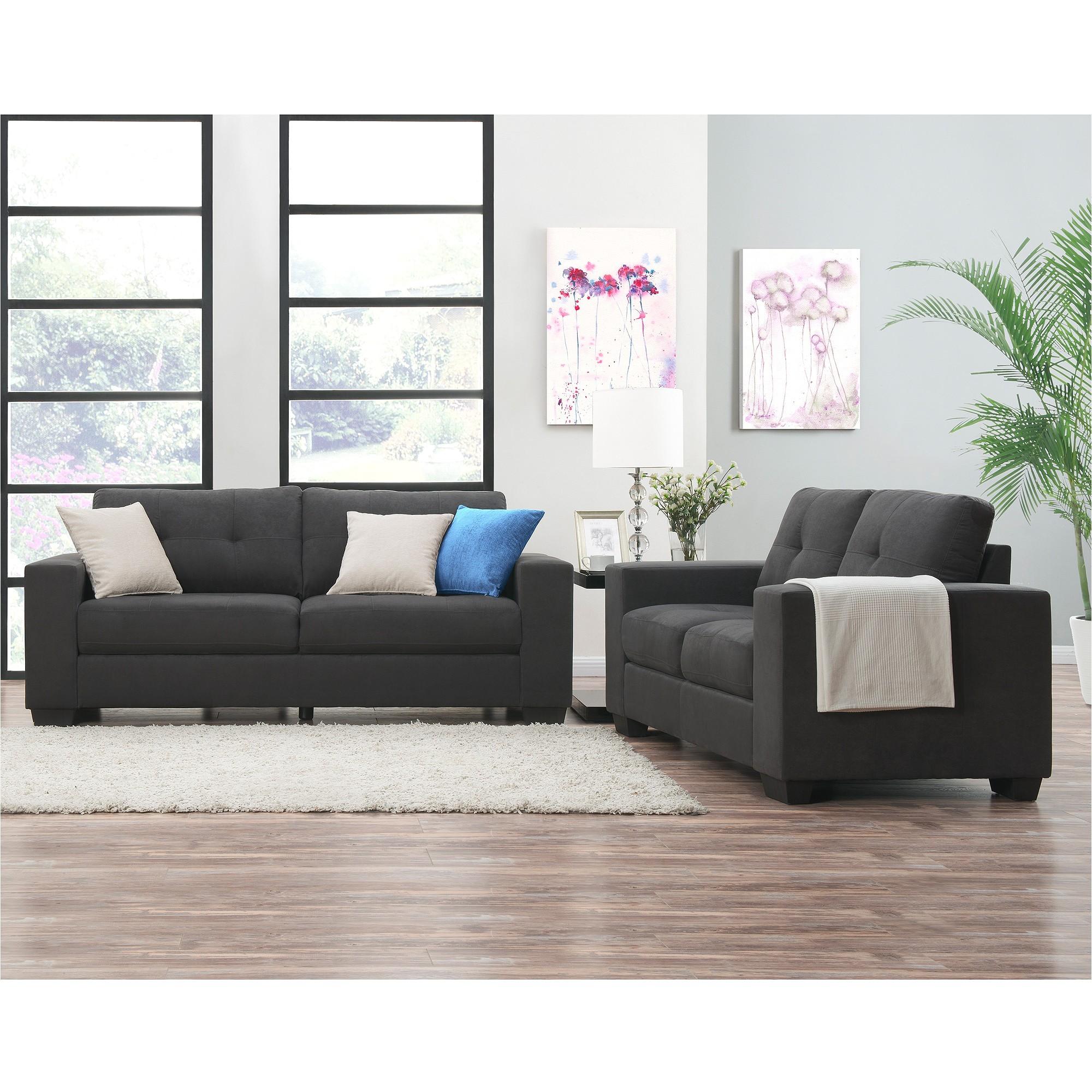 buchannan microfiber corner sectional sofa full size