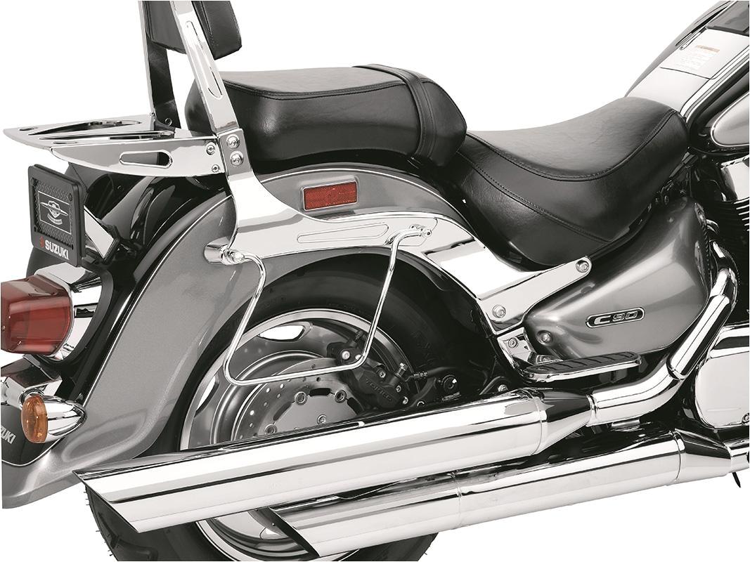 saddlebag support set