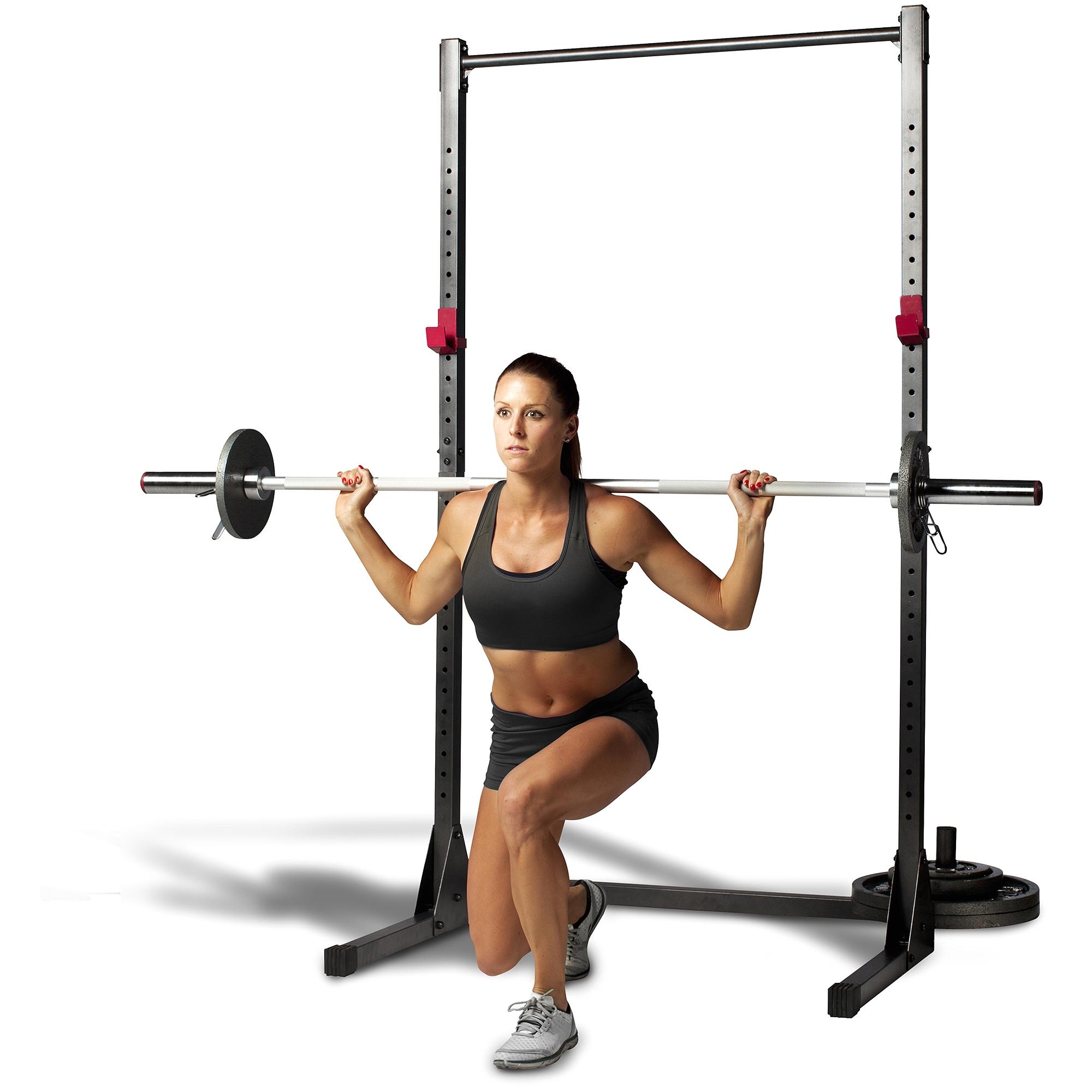 Cap Barbell Power Rack Exercise Stand Accessories Cap Strength Power Rack Walmart Com