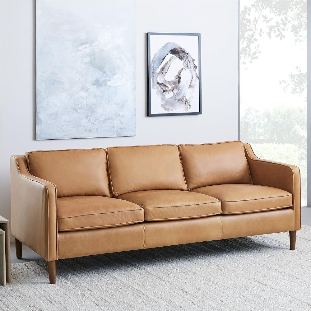 hamilton leather sofa 81